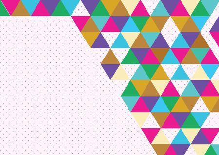 Seamless Triangle Background Texture Graphic Pixlr Market