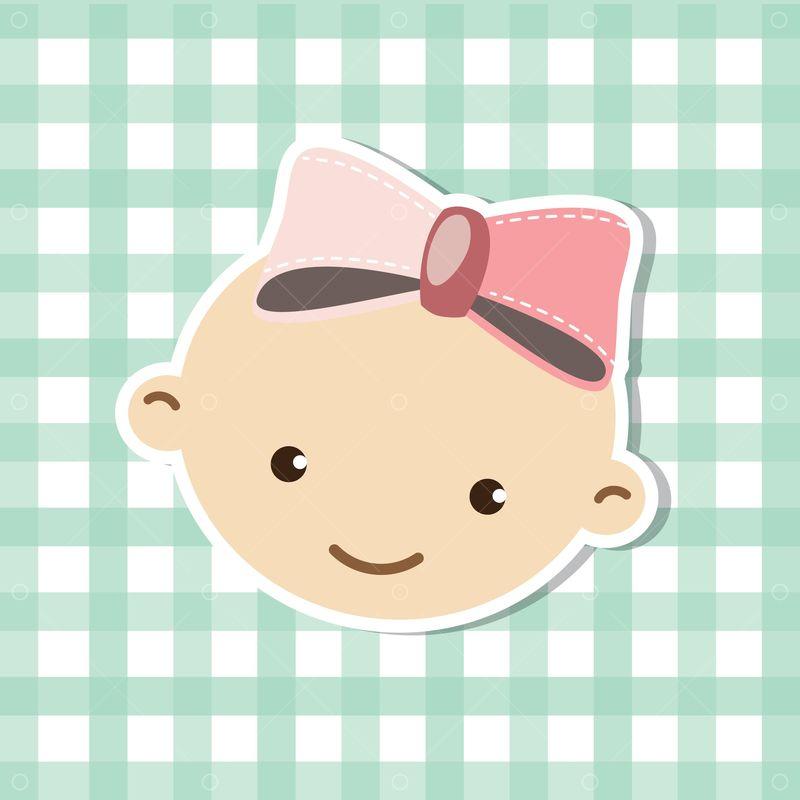 Baby Boy Face Clipart clipart   Baby cartoon, Girls cartoon face, Boy face