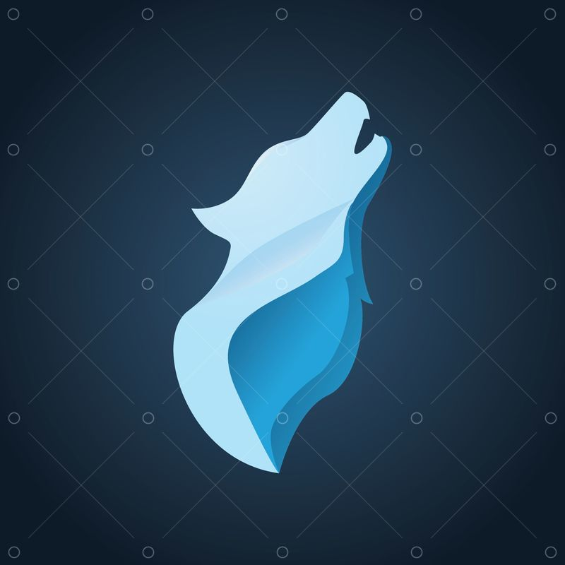 Creative Wolf Icon Graphic Vector Stock By Pixlr You can download free wolf icon in png, vector and psd format. creative wolf icon graphic vector