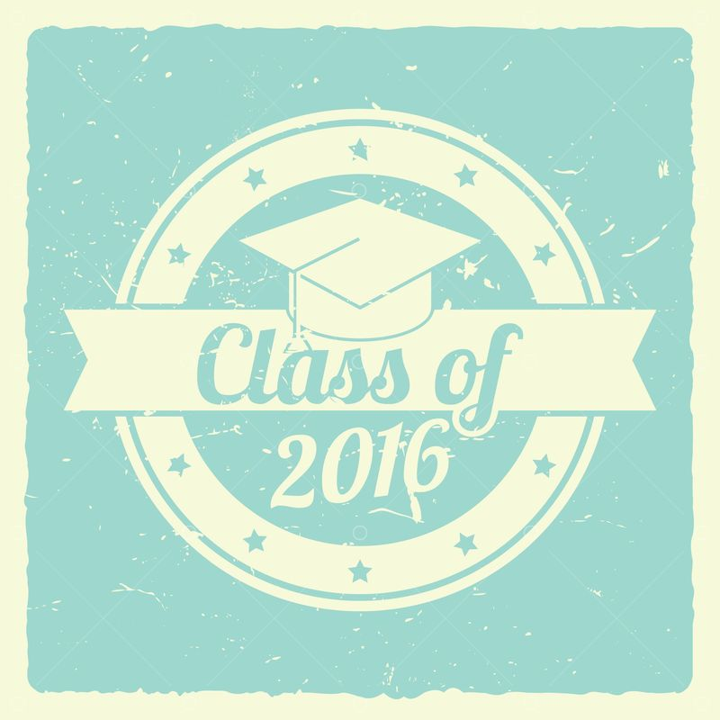 Class Of 2016 Graphics