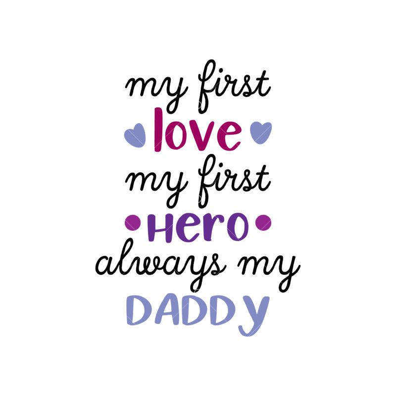 Always My Daddy Graphic Vector Stock By Pixlr
