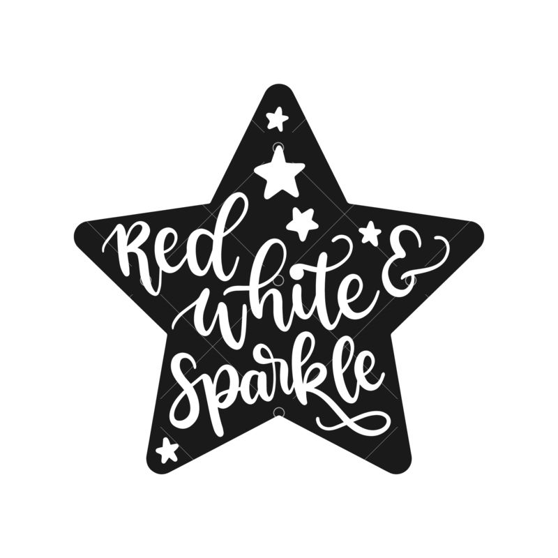 Red White Sparkle Graphic Vector Stock By Pixlr