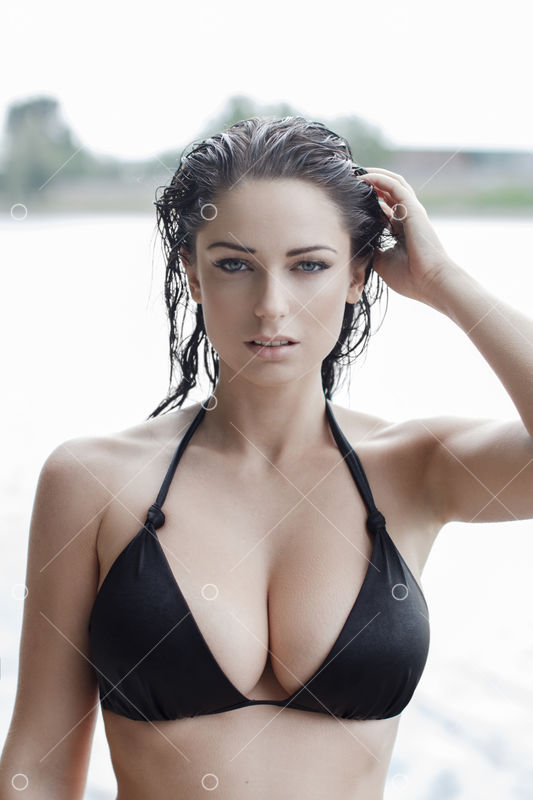 Big titted women in sexy bikinis random photo gallery