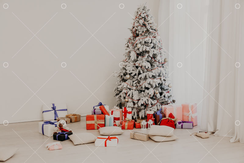 Christmas Decorations 2020 Gifts Lights Christmas tree Garland lights new year gifts holiday White House