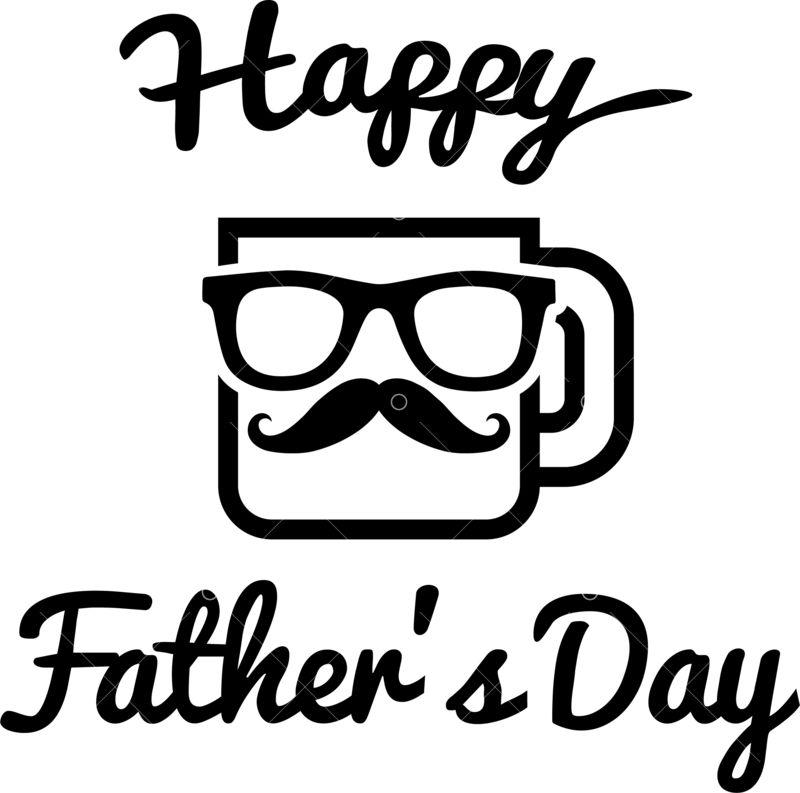 Free Faça o download das suas coleções no formato de código compatível com todos os navegadores e use ícones em seu site. Happy Father S Day Svg Cut File Graphic Vector Stock By Pixlr SVG, PNG, EPS, DXF File