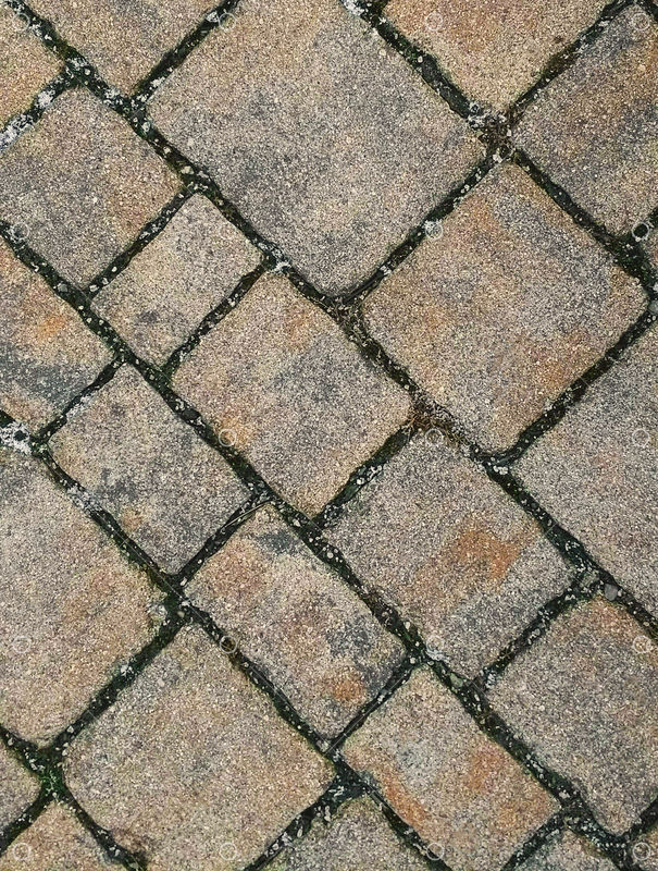 Cobblestone Background Texture In A Diagonal Alignment Image Stock By Pixlr
