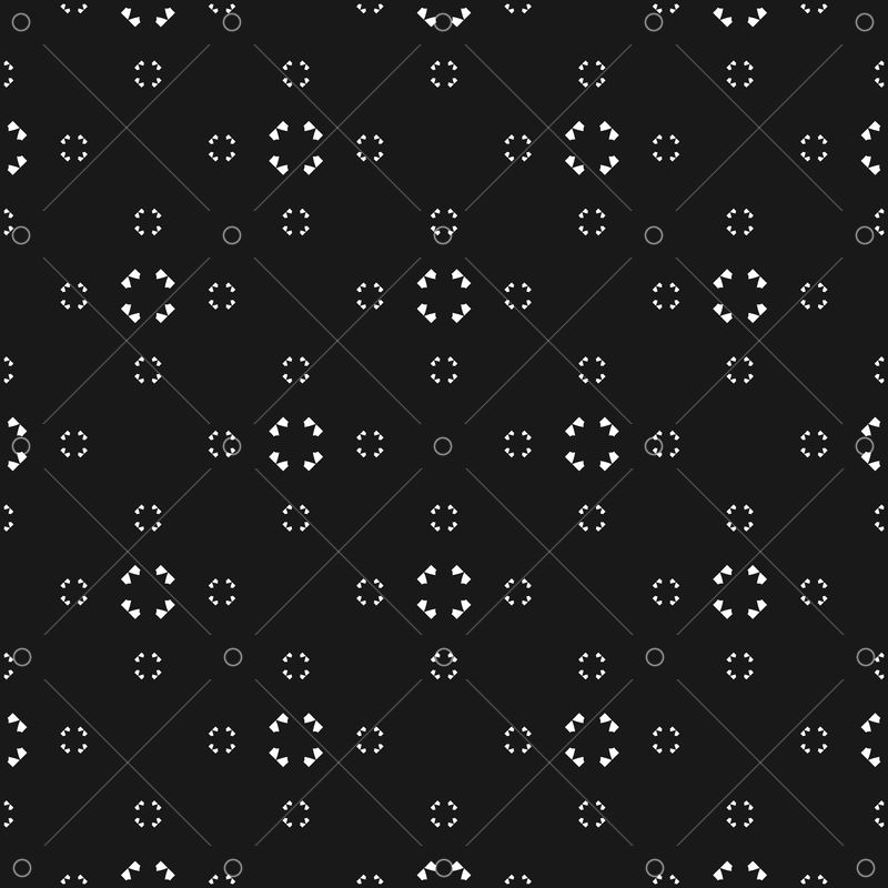 universal vector seamless pattern. simple black & white texture. abstract  monochrome minimalist background with tiny geometric shapes. dark design  for decor, digital, prints, covers, textile, cloth graphic vector - stock  by pixlr  pixlr