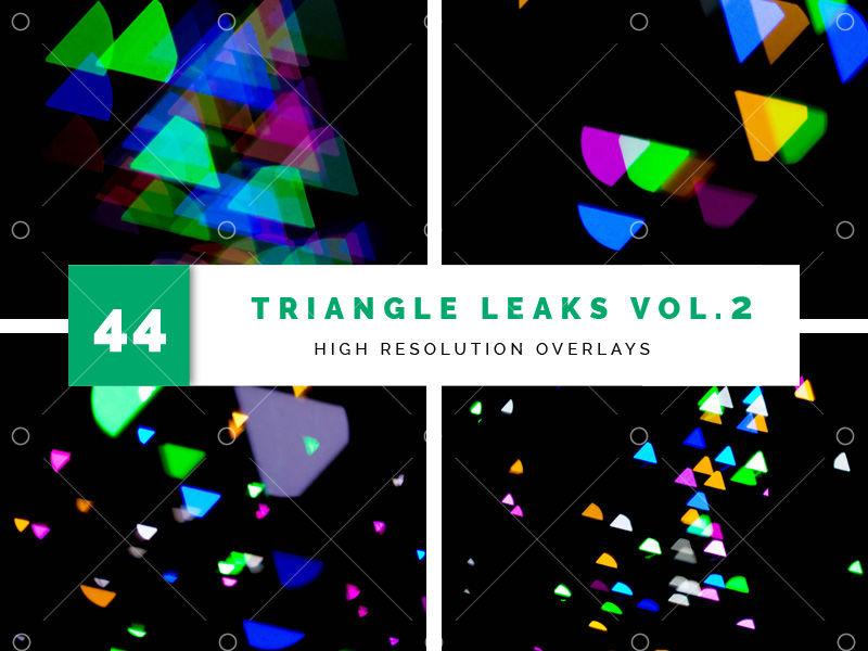 Triangle Leaks Vol 2 Graphic Pixlr Market